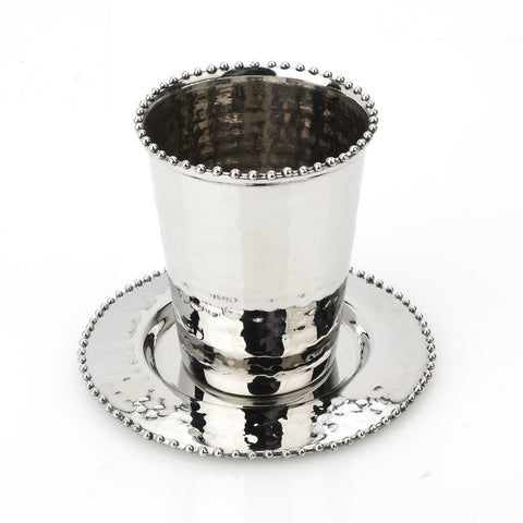 Classic Giftware Beaded Kiddush Cup