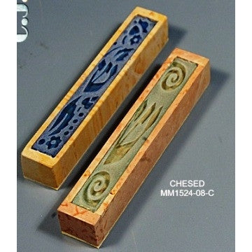 CJ Art Mezuzah-Item#CJMM152408C