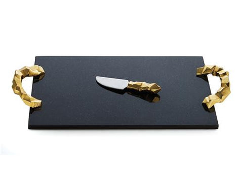 Michael Aram Rock Challah Board-Item#175970