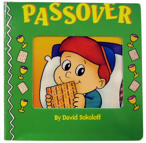 Passover Book-Passover (board book)-Item#JET928