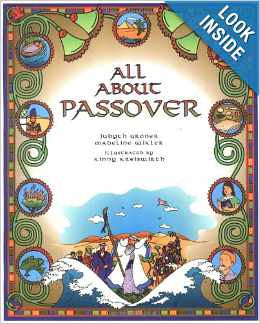 Passover Book-All About Passover
