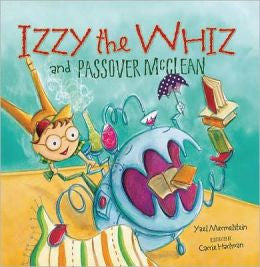 Passover Book-Izzy the Whiz and Passover McClean