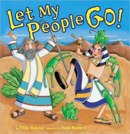 Passover Book-Let My People Go