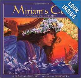Passsover Book-Miriam's Cup