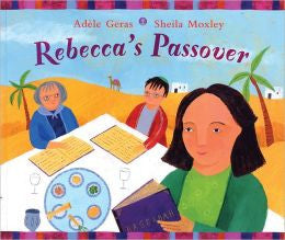 Passover Book-Rebecca's Passover