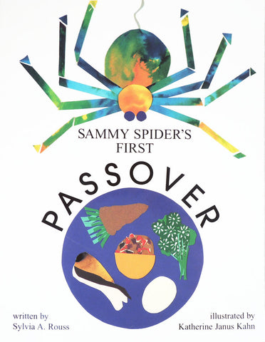 Passover Book-Sammy Spider's First Passover