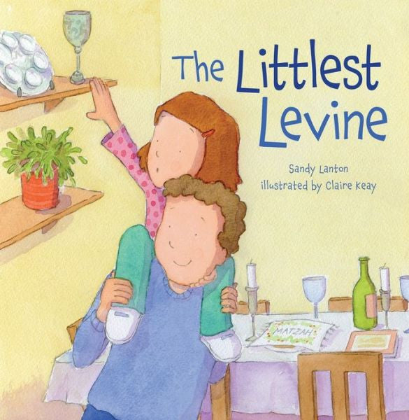 Passover Book-The Littlest Levine
