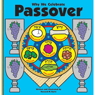 Passover Book-Why We Celebrate Passover
