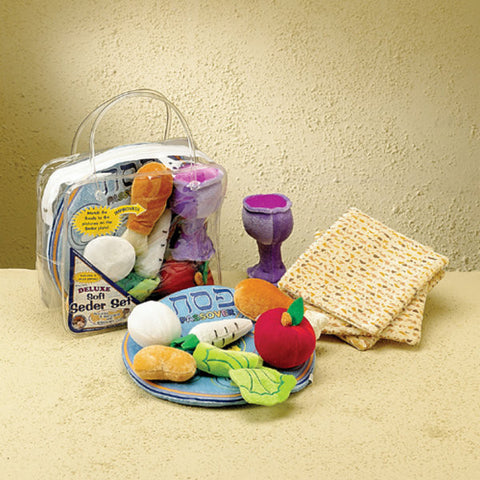 "Passover ""Deluxe Soft Seder Set-Item#TYPP-1-DLX"