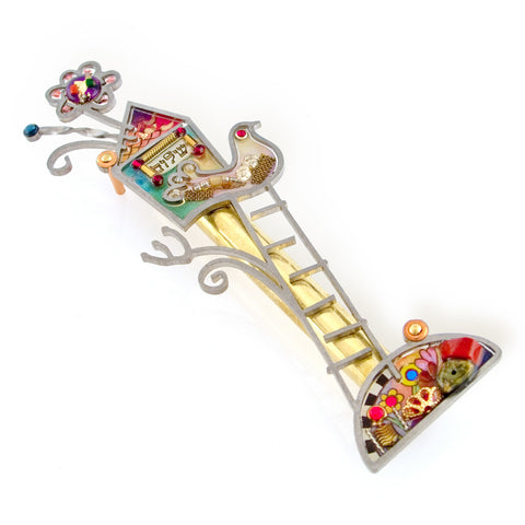 Seeka Peace Mezuzah
