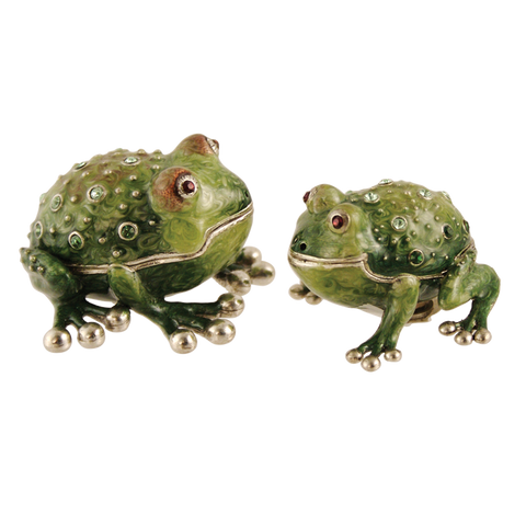Quest-Frog Salt & Pepper Shakers-Item#S&P02