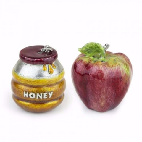 Honey & Apple Salt and Pepper Shakers