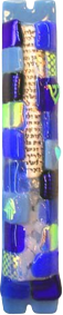 Sandi Katz Wedding Mezuzah-Item#SKW1