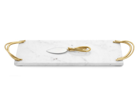 Michael Aram Calla Lily Small Challah Board-Item#123220