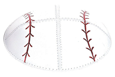 Baseball Leather Yarmulke-Item#SP1