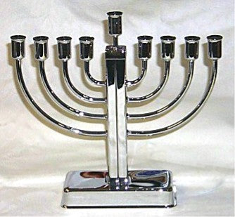 Contemporary Electric Menorah-Item#9171