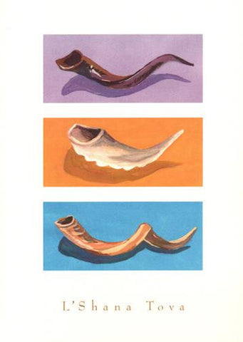 Trio of Shofars