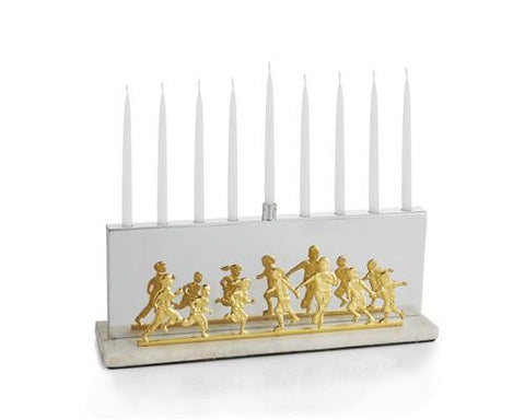 Michael Aram Playful Children Menorah