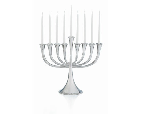 Michael Aram Molten Menorah - Item# 143322