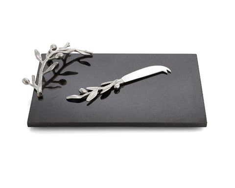 Michael Aram Olive Branch Challah Board-Item#112164