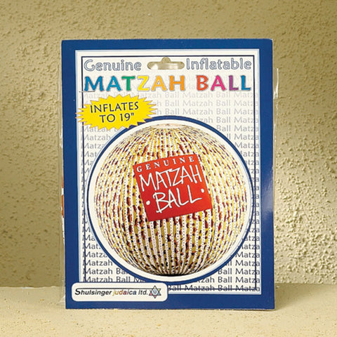 Passover Original Inflatable Matzah Ball-Item#TYPP-14109
