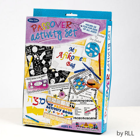 Passover Activity Set-Item#TYKP-ACT