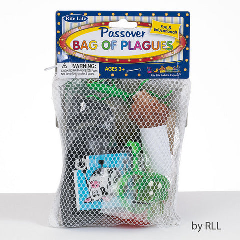 Passover Bag of Plagues-Item#TYPP-BAG