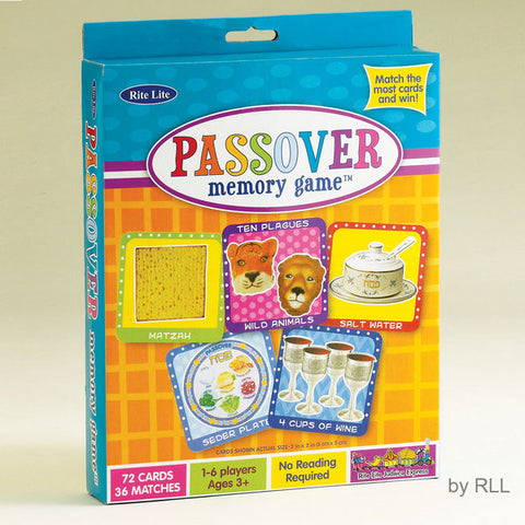 Passover Memory Game-Item#GAP-2
