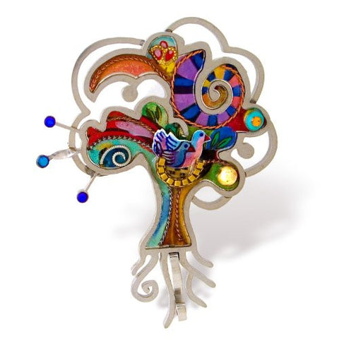 Seeka Pin-Tree of Life