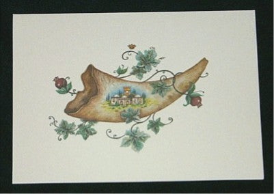 Shofar New Year Cards