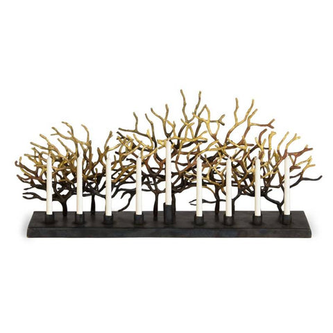 Tree Branch Menorah - Quest - MEN57C