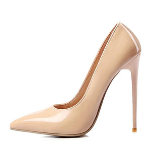 Pointed Toe Classic Pump