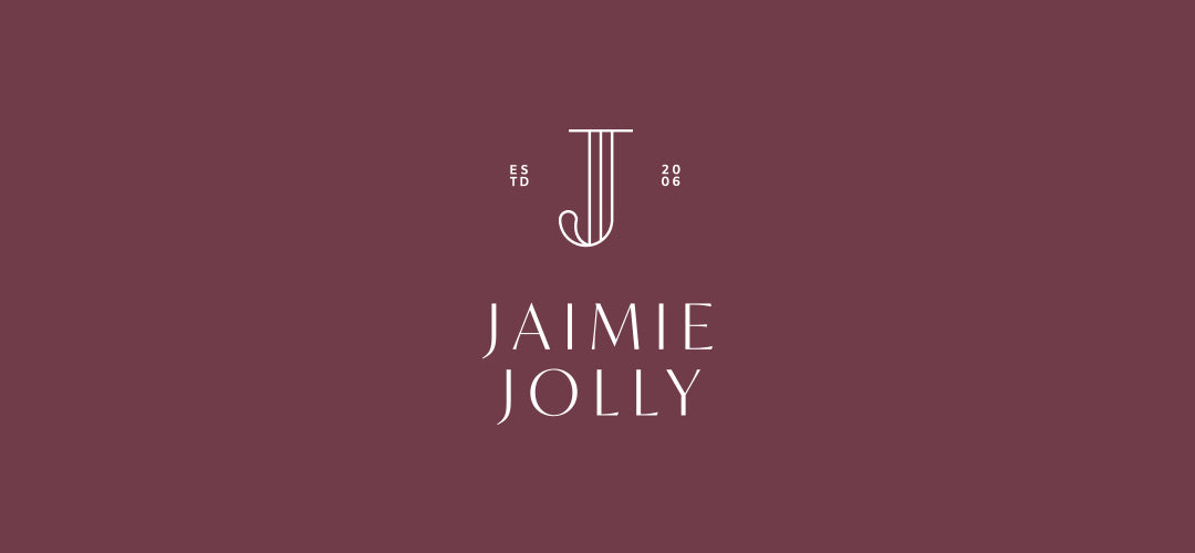 Primary logo design for permanent makeup artist and badass beauty expert Jaimie Jolly