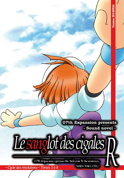 Le sanglot des cigales R ~cycle des résolutions~ (tomes 5 à 8) (Version française) [Windows XP/7]