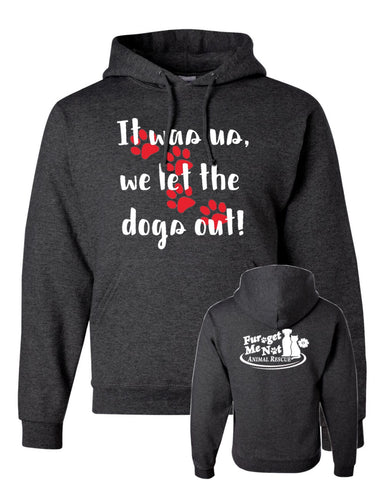 It Was Us - FGMN Logo - Pullover Hoodie
