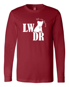 Little White Dog Rescue - Long Sleeve Tee