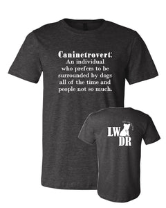 Cainetrovert - LWDR Logo - Adult Tee