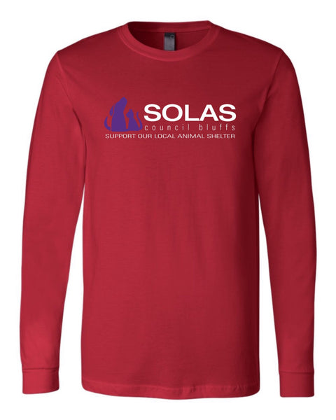 SOLAS - Long Sleeve Tee