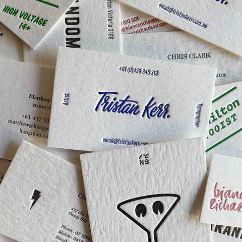 Print Your Own Business Cards: DIY Letterpress Workshop