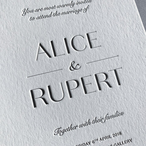 Print Your Own Invitations: DIY Letterpress Workshop