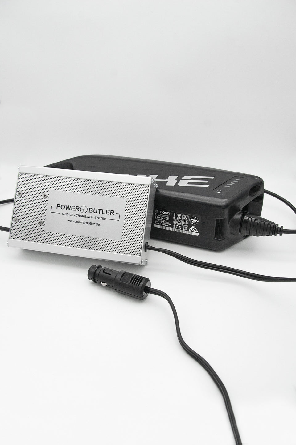 Powerbutler Multi for Bosch and Yamaha