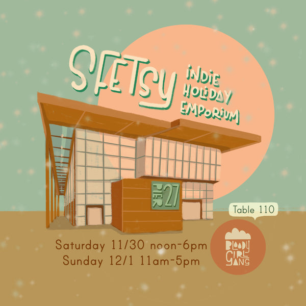 SFetsy Indie Holiday Emporium x BGG