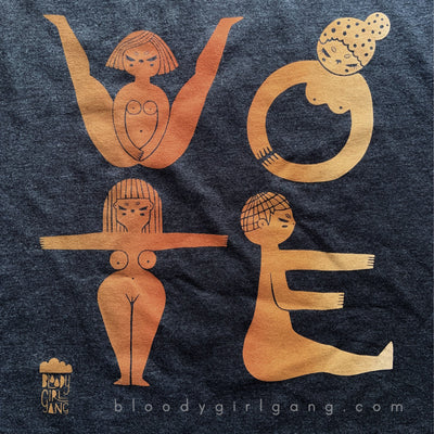 VOTE Tee: Intersectional Edition