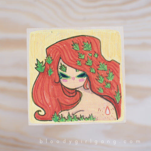 Poison Ivy - Bloody Plantober Series