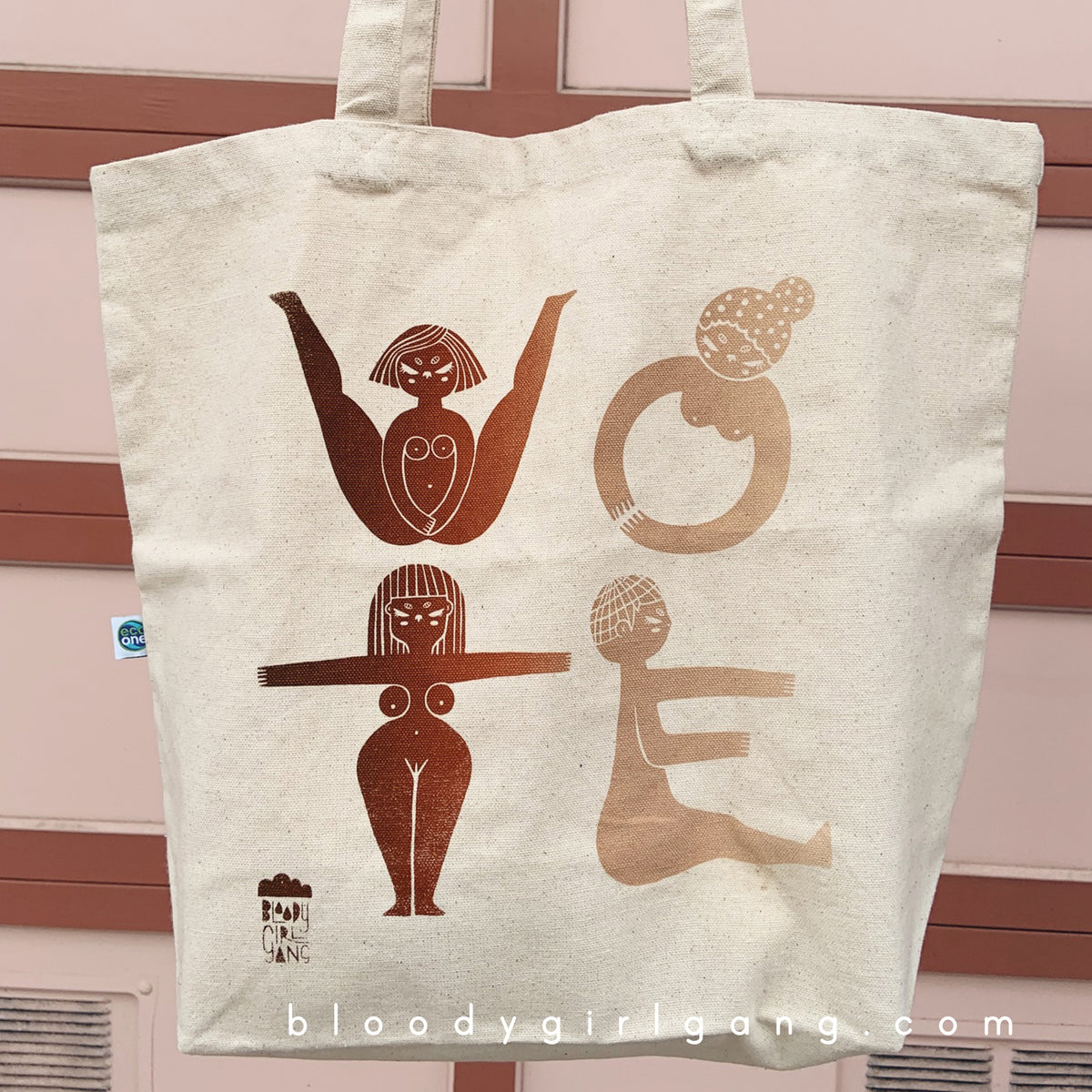 VOTE Tote: Intersectional Edition