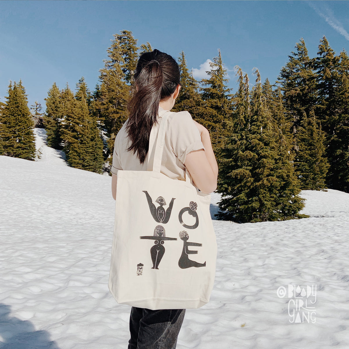 VOTE Tote (SOLDOUT)