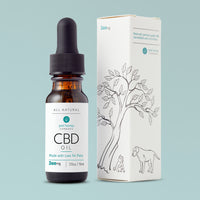 CBD Oil for Dogs & Cats