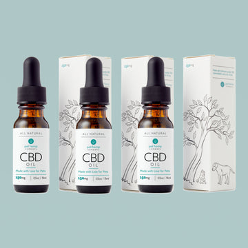 Pet Hemp Company Bundle & Save: 3 Small CBD Pet Tinctures (3 x 150mg)