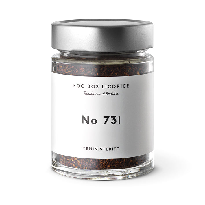 TEMINISTERIET Tee No. 731 Rooibos Licorice