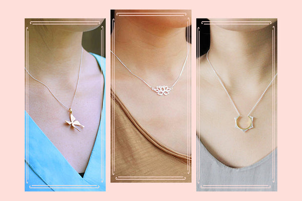 How to Choose the Right Sterling Silver Necklace Just For You